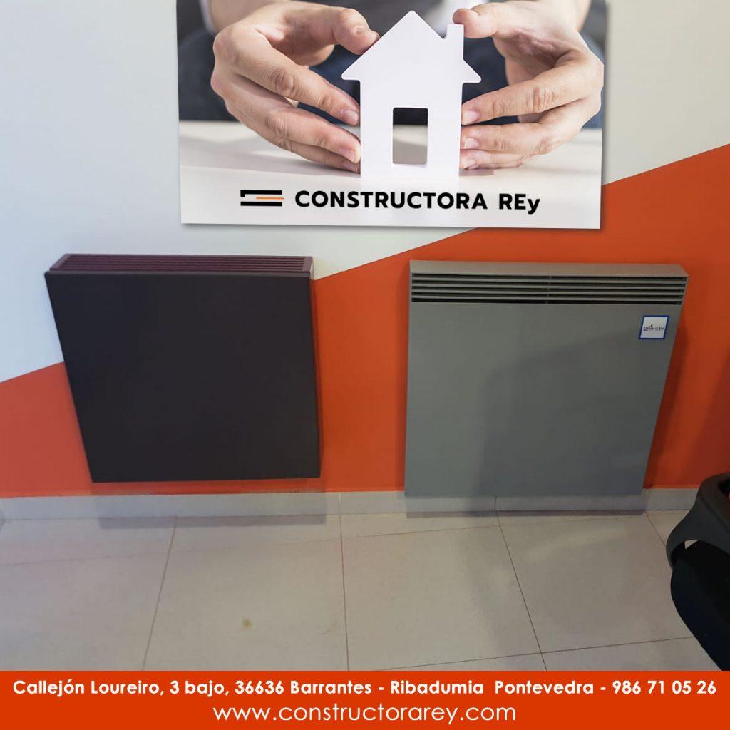 radiadores en Pontevedra radiadores de baja temperatura aerotermia para viviendas unifamiliares calefacción calderas de condensación